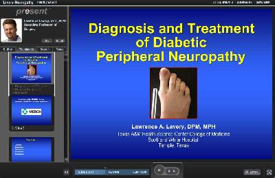 neuropathy in feet and legs